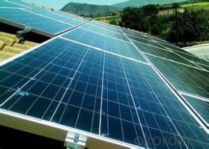 Poly 260W-300W Solar Panel CE/IEC/TUV/UL Certificate