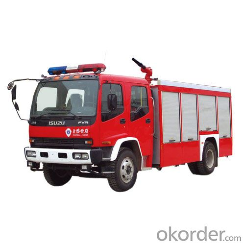Fire Fighting Truck with Good Performance