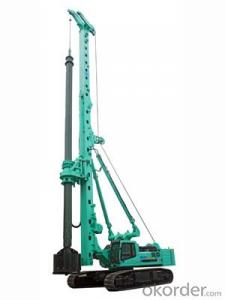 High Tech 150 Rotary Drilling Rig New Design for Sale