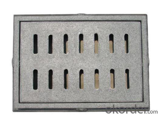 Manhole Cover Heavy Duty Ductile Iron D400
