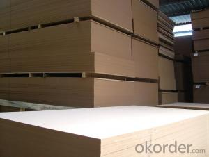 Supply 8-12mm High Quality Density Board