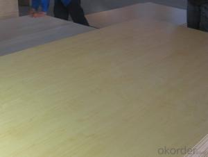 E0 E1 Comercial Plywood Film Faced Plywood