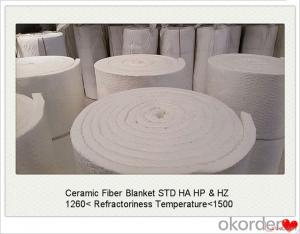 Ceramic Firer Blanket for Hot Blast Stove Made In China