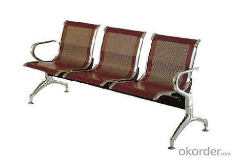Metal Waiting Chair 3 Seat Model CMAX-301