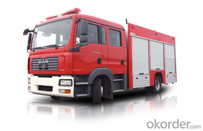 Fire-Fighting Trucks  6*4 16-18cbm