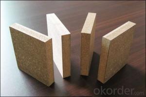 Supply 4.5-9.0mm Good Quality Wood Fiber Board