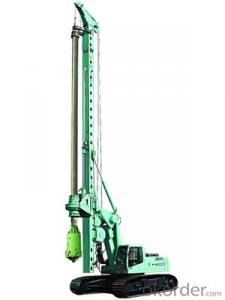 High Tech 200 Rotary Drilling Rig New Design for Sale
