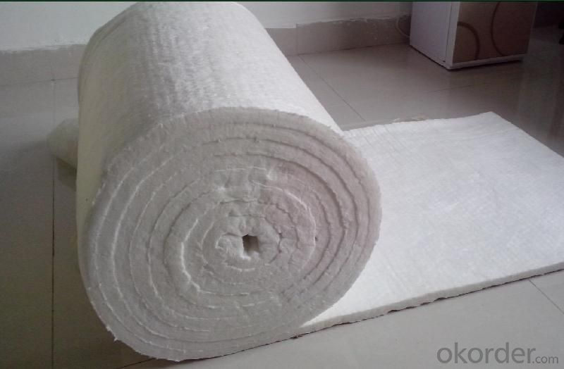Heat Insulation Refractory Ceramic Fiber Blanket