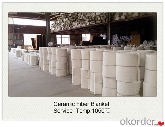 Polycrystalline Mullite Fiber Blanket for Cement Kiln Made In China