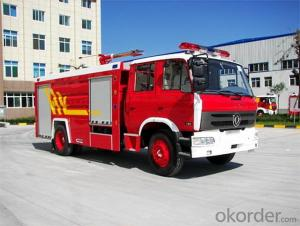 Fire Truck Fire Fighting Truck with China