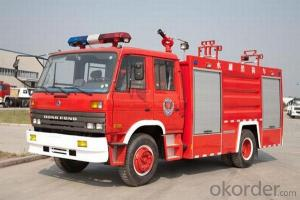 Fire Fighting Truck  Top Quality Foam-Water of 15ton