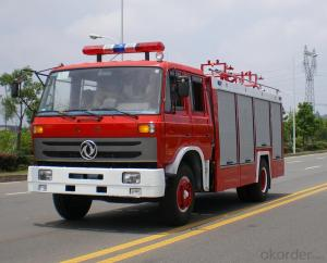 Fire Fighting Truck 6*4 Fire Truck/ (Water Tank, Foam Tank, COLD FIRE TANK)