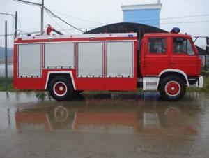 Fire-Fighting Trucks 6*4 460HP
