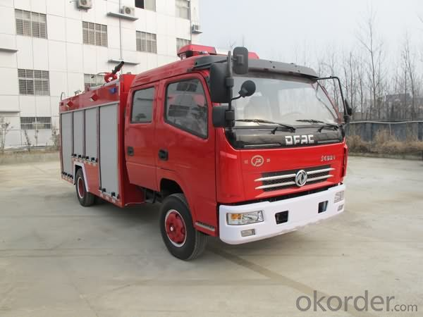 Fire Fighting Truck Hot Sale 4000L