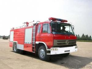 Fire-Fighting Trucks 6*4 460HP