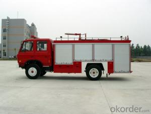 Fire Truck, Fire Fighting Truck 10000L (DFL1160)