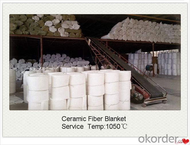 SGS Ceramic Fiber Blanket for Steel Furnaces Made In China