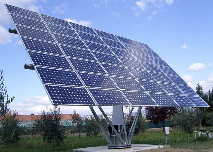 Mono 230W-260W Solar Panel CE/IEC/TUV/UL Certificate