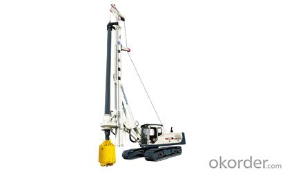 High Tech Rotary Drilling Rig New Design for Sale
