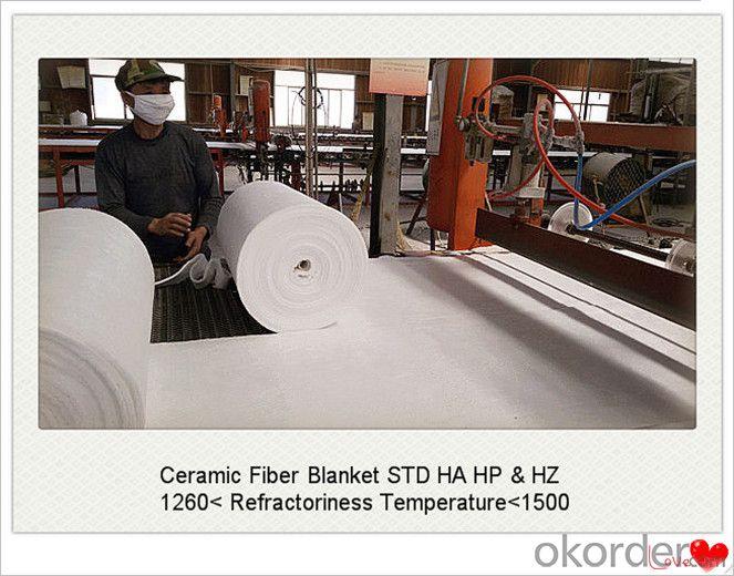Ceramic Fiber Blanket For Steel Factory for Coke Oven Door