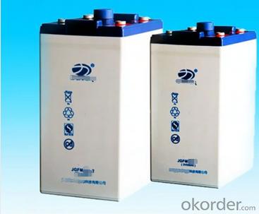 Colloid  Storage  Battery  JGFM  series 2 V 500Ah