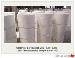 1260c Ceramic Fiber Blanket for Hot Blast Furnace Made In China