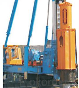 KLU34-1000 Bored Pile Drilling Rig for Sale