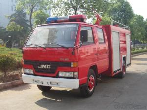 Fire Fighting Truck  HOWO 6X4 Rhd/LHD Water Tank