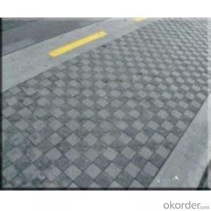 Reinforcement Fabric Made from Basalt Fiber for Construction