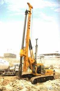 KLB26-800 Bored Pile Drilling Rig for Sale