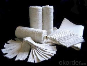 Ceramic Fiber Textiles Fire Blanket Themal Insulation