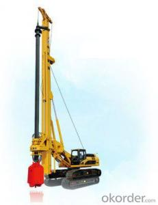 High Tech 220 Rotary Drilling Rig New Design for Sale