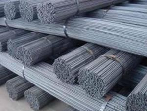 Prime Hot Rolled Reinforcement Steel Rebar / Iron Rods