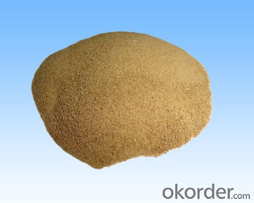 Water Reducer  SNF High Range Type for Concrete from China