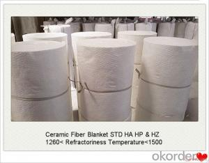Fireproof Construction Material Ceramic Fiber Blanket for Coke Oven Made In China