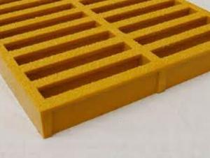 FRP Molded Grating For Car Washing,