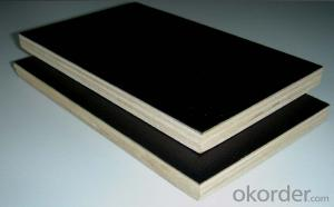 China supplier Comercial Plywood Film Faced Plywood