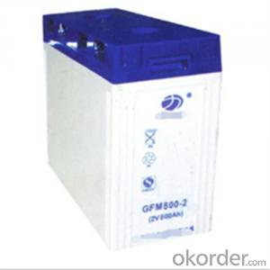 Lead-acid Battery GFM series 2V 100~3000AH