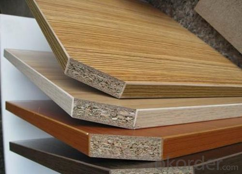 Supply High Quality and Various Types of Melamine Board