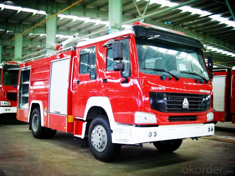 Fire Fighting Truck China Best Foam-Water  20t