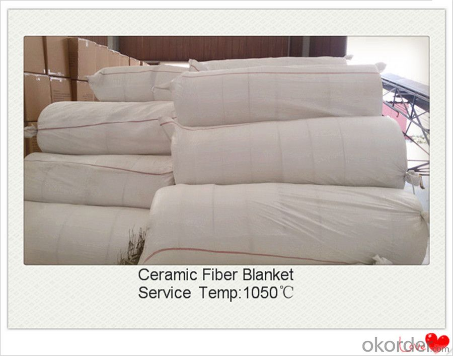 100% Export Quality Ceramic Fiber Blanket for EAF Made In China