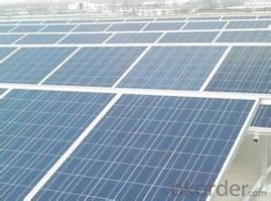 Poly 85W Solar Panel CE/IEC/TUV/UL Certificate