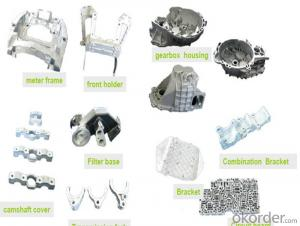 Aluminium Motor Base with High Quality and Good Price