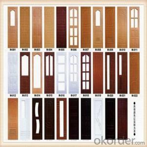 New Type Timber Door Skin Laminating Machine