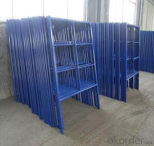 Ringlock Scaffolding High Quality Made in Jiangsu