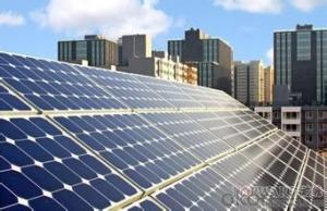 Mono 170W-210W Solar Panel CE/IEC/TUV/UL Certificate