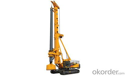 High Tech 260 Rotary Drilling Rig New Design for Sale