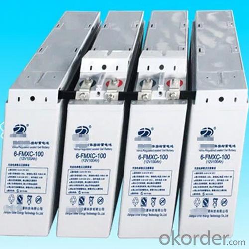 Communication Lead-acid Battery  FMXC 12V