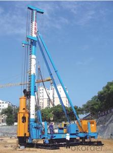 ZYC700 Used Hydraulic Static Pile Driver for Sale