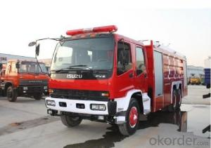 Fire Fighting Truck  HOWO 4X2 for ce